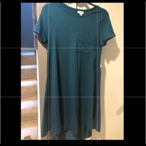 Carly XS NWT Teal Blue modal/ cotton